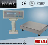 Banco de envío escala del balance (100kg / 120kg / 150kg / 1g)
