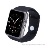 BluetoothのSIMのカードスロットおよび2.0mのカメラ(GM18S)が付いているスマートな腕時計の電話