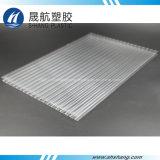 Comitato trasparente della cavità del policarbonato con protezione UV 50um