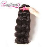Чернота бразильской объемной волны волос девственницы Unprocessed