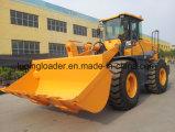 De Lader van het Wiel van de Machines van de Landbouw van Sdlg 5 Ton