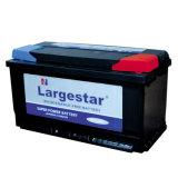 Secar la batería auto cargada frecuencia intermedia DIN88 de la batería de coche del almacenaje de la batería
