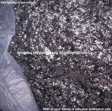 Pó natural cristalino da grafita de floco