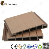 WPC impermeabilizan el revestimiento plástico de madera de la pared (anti-ULTRAVIOLETA)