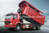 Descarga Truck para 6X4 Driving Type /Sinotruk Brand Dump Truck para 25tons