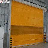 Puerta interior de alta velocidad de la Uno mismo-Recuperación industrial Anti-Polvorienta automática