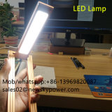 Lámpara de lectura portable del vector de cabecera de la alta calidad LED