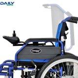 """24の""""電力の車椅子Dp603を折る大きい駆動機構車輪"""
