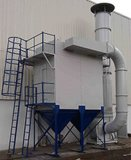 Thermischer Spray-startendes Staub Collecter Staub-Sammelsystem, das Systems-/Luftfilter-Gerät entstaubt