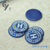 Quality e Reasonable finos Price Silicon&PVC Patch Garment