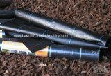 تربة تحكّم زراعة أسود [بّ] يحاك [ويد] عائق حصيرة