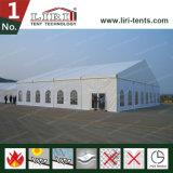 20 door 25m Tenten van het Huwelijk van de Tent van het Huwelijk de In het groot Mobiele met de Muur van het Glas voor Verkoop