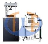 Compactage de la colle automatisé par Wty-W300 et machine de test de dépliement