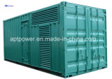 De Reeks van de Generator van de Dieselmotor van Sdec 600kVA door Sdec Dieselmotor wordt aangedreven die