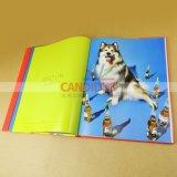 Книжное производство высокопоставленного книга в твердой обложке книжного производства искусствоа Softcover