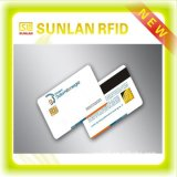 Contact en plastique Smart Card d'IDENTIFICATION RF de PVC à vendre