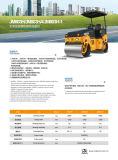 3 Tonnen-doppelter Trommel-Straßen-Rollen-Lieferant (JM803H)