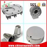 Il benvenuto ha personalizzato la parte del pezzo fuso dello zinco/pezzo fuso di alluminio/la pressofusione