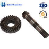 BS6084 9/29는 주문을 받아서 만들어진 정밀도 금속 나선형 정면 드라이브 차축 기어 트랙터 트럭 나선 비스듬한 기어일 수 있다