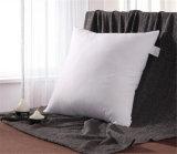 Almohada de almohada acolchada de pluma de algodón