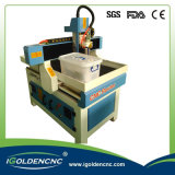 Router 6090 do CNC da máquina de gravura do CNC mini para a fatura do sinal