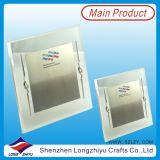 Plaque de plaque métallique d'étalage de récompense de support acrylique de médaille