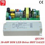 30-46W 0-10V LED Fahrer Dimmable mit Cer