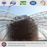 スポーツ・センターのための大きいスパンの管のトラス構造