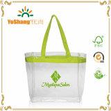 Sac de PVC d'espace libre de sac d'épaule de PVC de sac à provisions de PVC