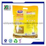 Sacchetto posteriore del sacchetto della guarnizione della plastica per i soffi Nuts del cereale degli spuntini delle patatine fritte