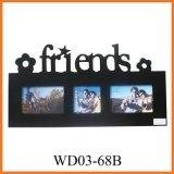 Картинная рамка новой конструкции деревянная (WD03-68B)