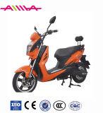 大きい電池が付いている大きい力Eのオートバイの電気オートバイ