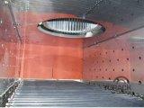 Tunnel automatique de rétrécissement de cuvette d'enveloppe de la chaleur de bouteille d'animal familier pour la petite entreprise