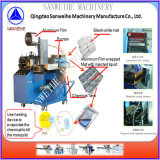 Sww-240-6 Máquinas de embalagem automática para tapete repelente de mosquitos