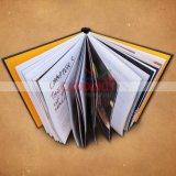 Impression Softcover de livre de livre de livre À couverture dure polychrome d'impression