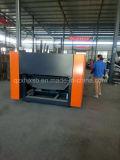Máquina de estaca da tela de Softextile/máquina estaca da tela/máquina de rasgo de pano