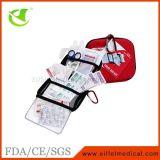 セリウムのマークが付いているオフィスのための屋外の緊急の医学の救急箱