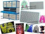 Fabrik-Preis-Sport-Schuh-Oberleder Kpu Deckel, der Maschine herstellt