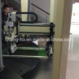 Tres Colores de papelería escalímetro la pantalla de seda de la impresora