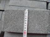 Piedra del bordillo barata del granito del negro G684