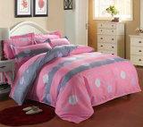 De comfortabele en Zachte Reeks van de Dekking van het Dekbed van de Polyester