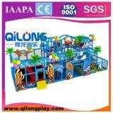 Die meisten populäres Ozean-Thema kundenspezifischen weichen Spielplatz-Geräte (QL--093)