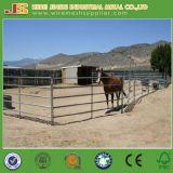 Панели загородки лошади дешевых рельсов цены 6 горячие окунутые гальванизированные