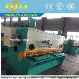 Máquina de corte da guilhotina do aço inoxidável