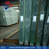 vidrio de flotador transparente claro de 3-10m m con alta calidad