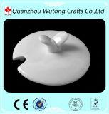 Material de cerámica de Morcelain de la taza divertida de encargo del Emoticon