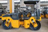 Rodillo de camino vibratorio del tambor doble hidráulico de 6 toneladas (JM806H)