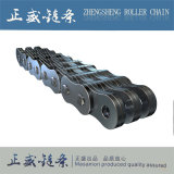 El encadenamiento corto estándar del rodillo de la transmisión del acero inoxidable de la echada