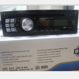 Abnehmbarer 1-DIN Spieler des Auto-DVD/MP3/USB/SD Empfänger-Auto-Stereodem audio in des Gedankenstrich-FM