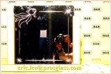 Автоматическая машина/инструмент CNC стеклянная